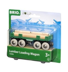 Ravensburger Lumber Loading Wagon