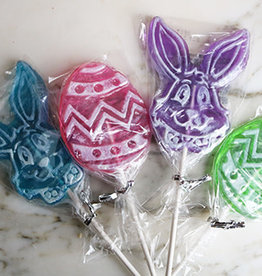 Shane Confectionery Bunny Lollipops, 4oz