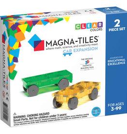 Valtech Magna-Tiles: Cars 2pc