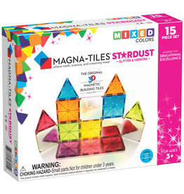 Valtech Magna-Tiles: Star Dust 15pc set