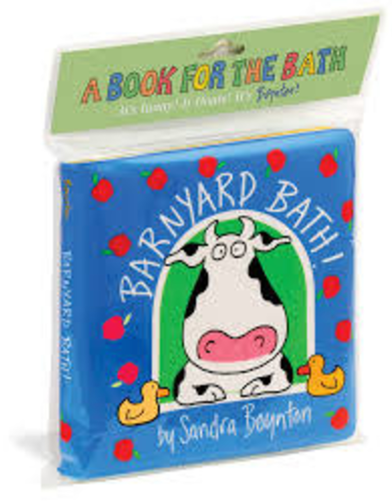 Workman Publishing BOYNTON: BARNYARD BATH!