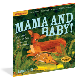 Workman Publishing INDESTRUCTIBLES: Mama and Baby