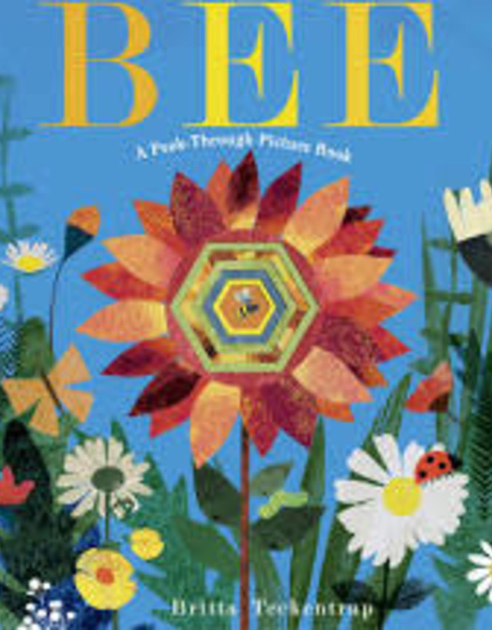 Random House Bee: A Peek-Through Picture Book