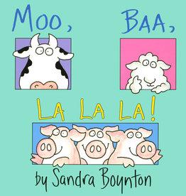 Simon & Schuster Moo, Baa, La La La!