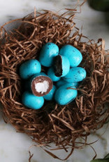 Shane Confectionery 1/4lb Blue Marshmallow Eggs Small Easter