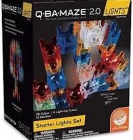 Mindware Q-BA-MAZE 2.0: Starter Lights Set