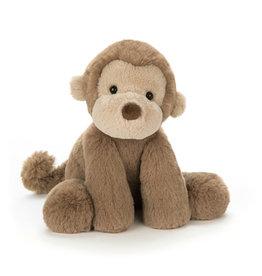 """Jellycat Smudge Monkey 14"""""""