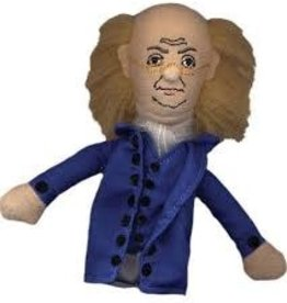 Unemployed Philosopher's Guild Magnetic Finger Puppet: Benjamin Franklin