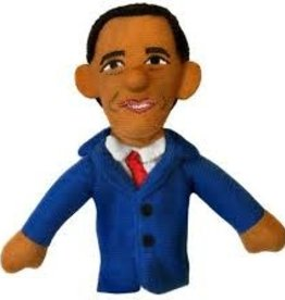 Unemployed Philosopher's Guild Magnetic Finger Puppet: Barack Obama