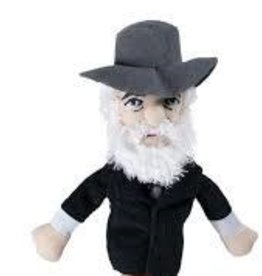 Unemployed Philosopher's Guild Magnetic Finger Puppet: Walt Whitman