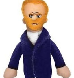 Unemployed Philosopher's Guild Magnetic Finger Puppet: Vincent Van Gogh