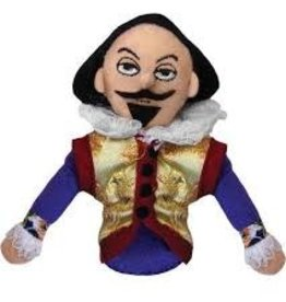 Unemployed Philosopher's Guild Magnetic Finger Puppet: William Shakespeare