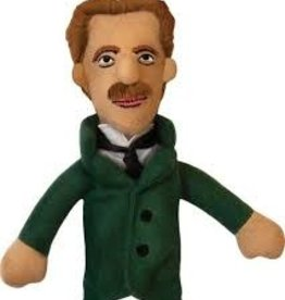 Unemployed Philosopher's Guild Magnetic Finger Puppet: Nikola Tesla