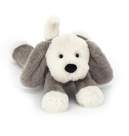 """Jellycat Smudge Puppy 13"""""""
