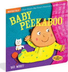 Workman Publishing INDESTRUCTIBLES: Baby Peekaboo