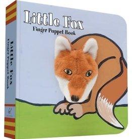Chronicle Books LITTLE Fox: FINGER PUPPET BOOK BB