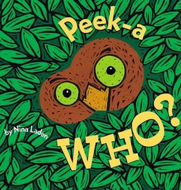 Chronicle Books PEEK-A WHO? BB