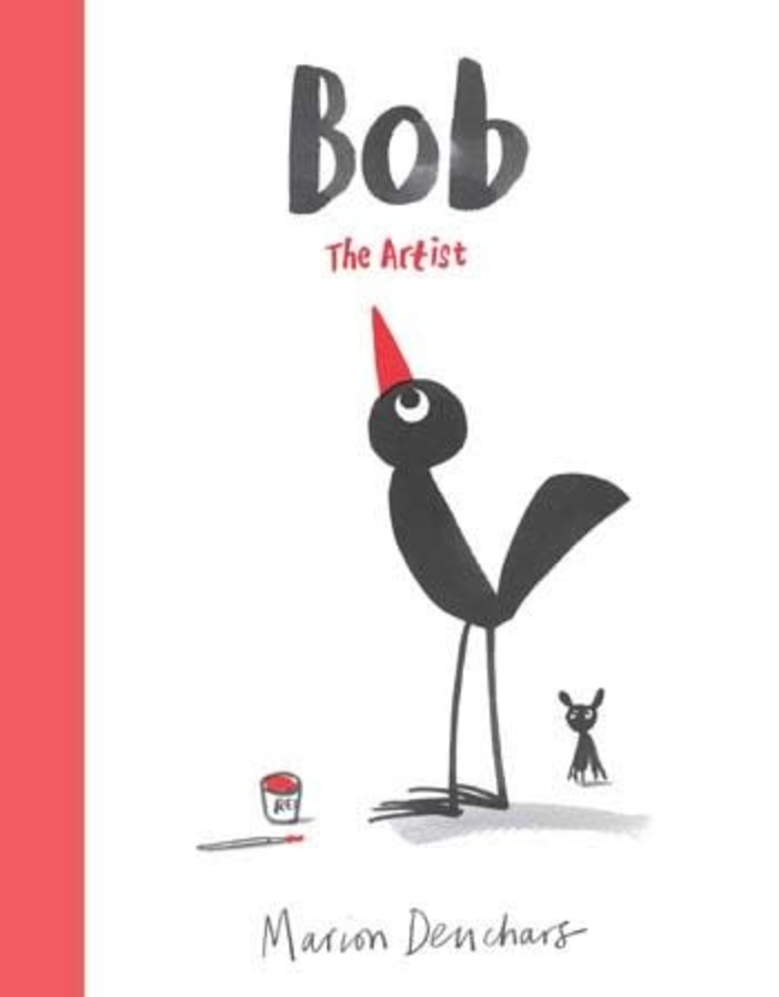 Chronicle Books Bob the Artist
