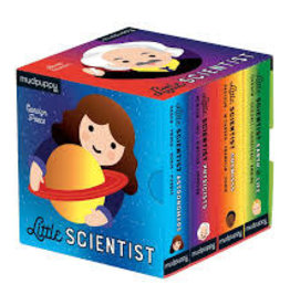 Chronicle Books Little Scientist Board Book Set