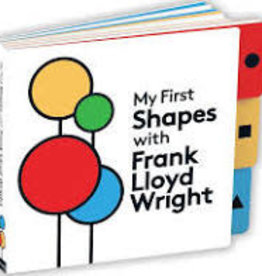 Chronicle Books My First Shapes with Frank Lloyd Wright