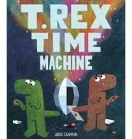 Chronicle Books T-Rex Time Machine