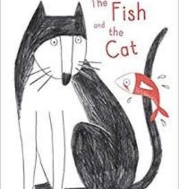 Chronicle Books The Fish and the Cat