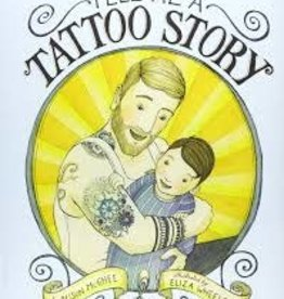 Chronicle Books Tell Me a Tattoo Story