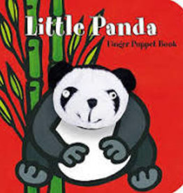 Chronicle Books LITTLE PANDA: FINGER PUPPET BOOK BB