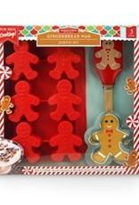 Handstand Kitchen Gingerbread Man Baking Set