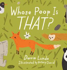 Random House/Penguin Whose Poop is That?