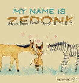 Random House/Penguin My Name is Zedonk