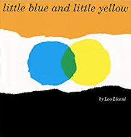Random House/Penguin Little Blue & Little Yellow