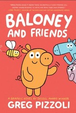 Hachette Baloney and Friends