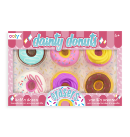 Ooly Eraser: Dainty Donuts
