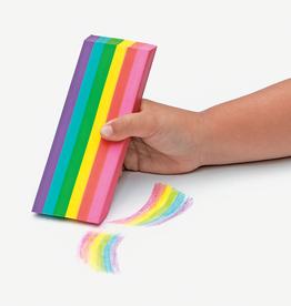 Ooly Eraser: Jumbo scented rainbow