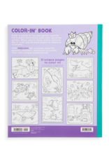 Ooly Color-in' Book: Outrageous Ocean