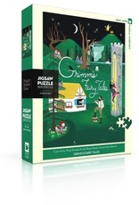 New York Puzzle Company 500 pc Puzzle: Grimm's Fairytales