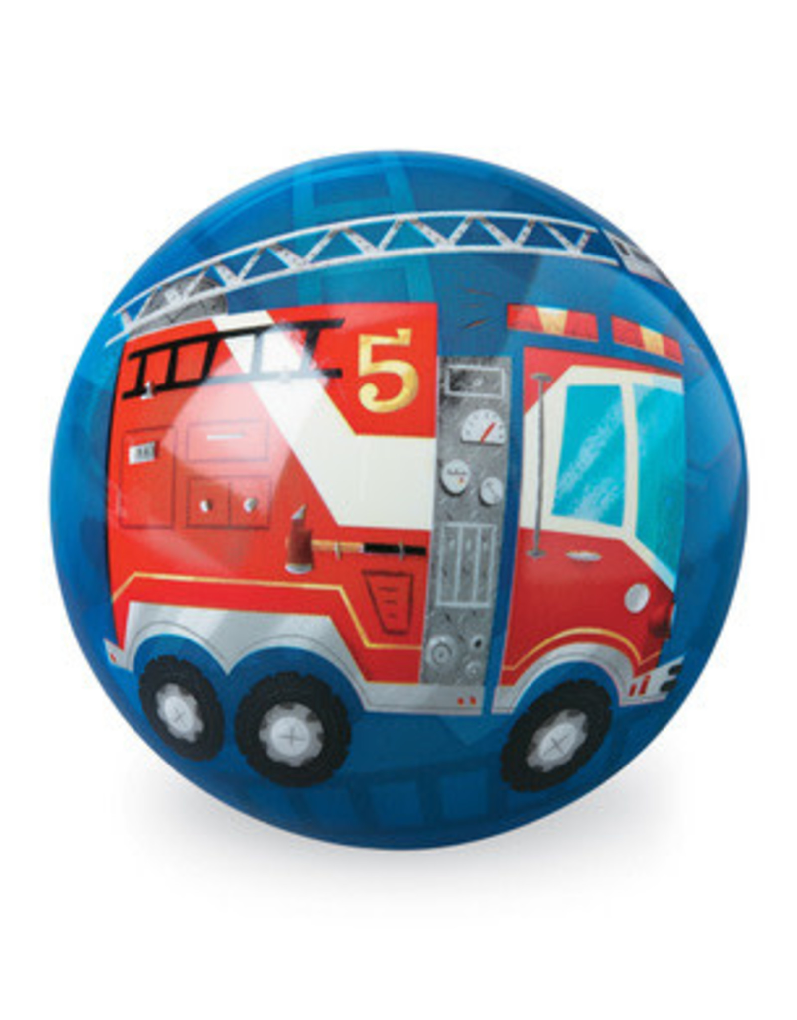 "Crocodile Creek 4"" Play Ball: Fire Truck"