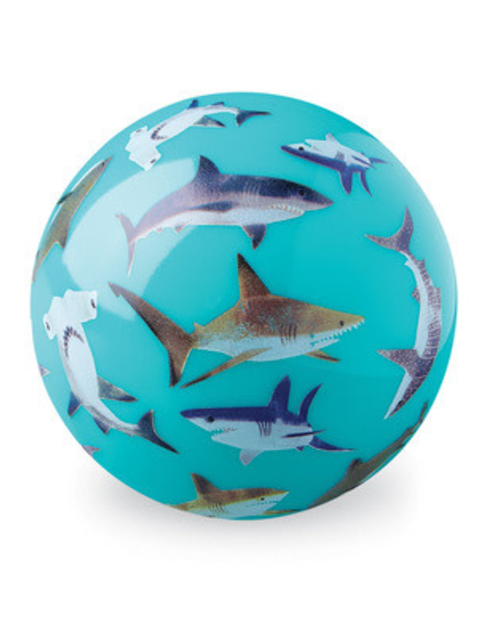 "Crocodile Creek 4"" Play Ball: Sharks"