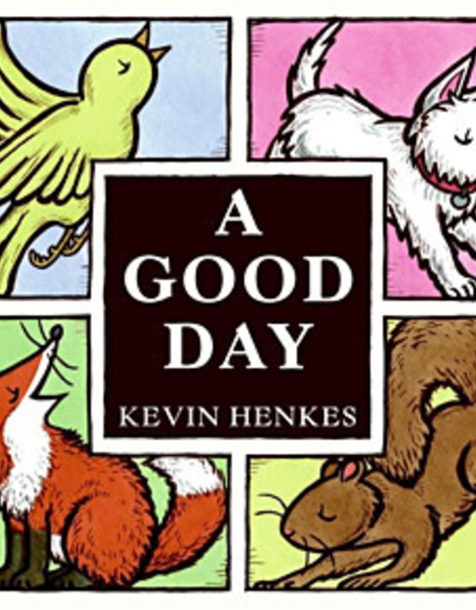 Harper Collins A Good Day