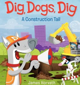 Harper Collins Dig, Dogs, Dig