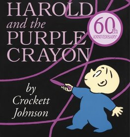 Harper Collins Harold and the Purple Crayon