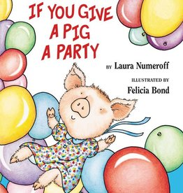 Harper Collins If you Give a Pig a Party