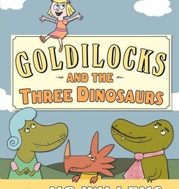Harper Collins Goldilocks and the Three Dinosaurs