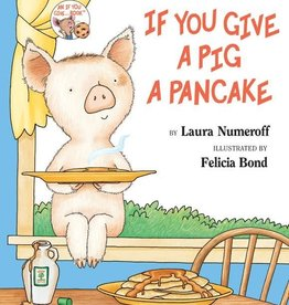 Harper Collins If you Give a Pig a Pancake