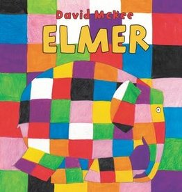 Harper Collins Elmer Board Book