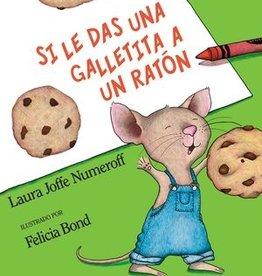 Harper Collins Si le das una galletita a un raton