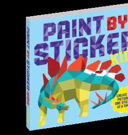 Workman Publishing Paint by Sticker Kids