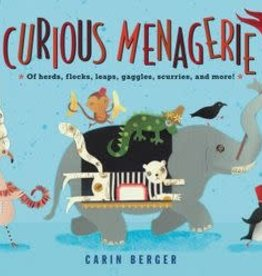 Harper Collins A Curious Menagerie