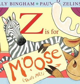 Harper Collins Z is for Moose